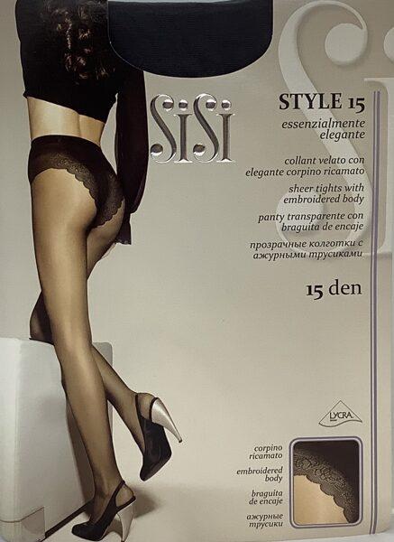SiSi zeķbikses Style 15