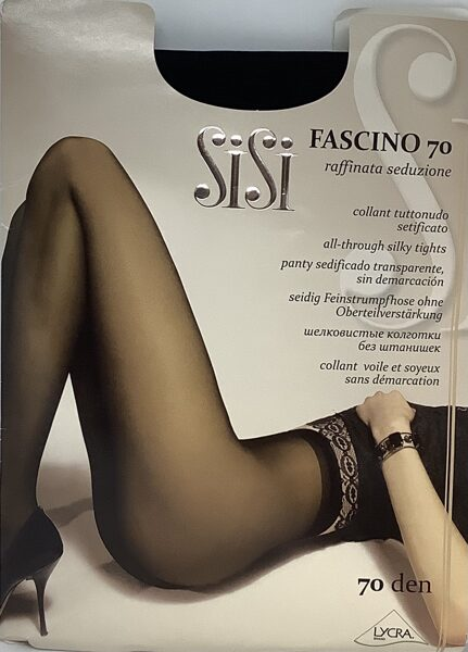 SiSi zeķbikses Fascino 70